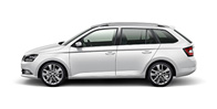 New Fabia Hatchback or Estate