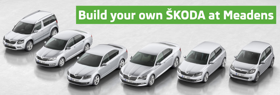 Build Your Own ŠKODA